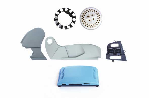 Injection Moulded Plastics